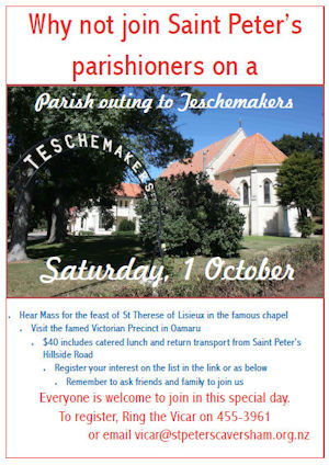 Day trip to Teschemakers : 1 October 2016